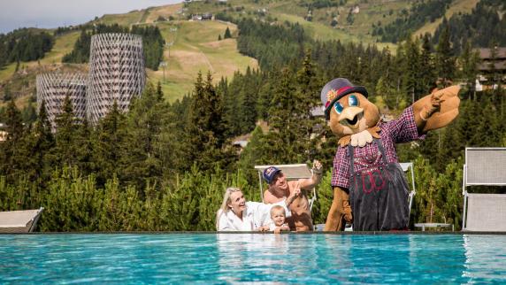 Familienurlaub: Katschberger HoamART