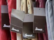 Handel: Aus für Strauss Innovation: Geschäft nur noch bis Ende Februar