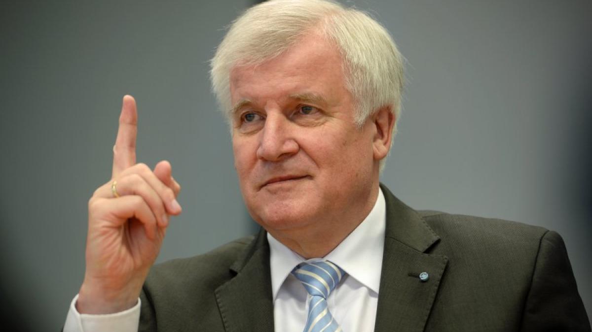 Kommentar: Horst Seehofer muss aufpassen - Nachrichten Bayern - Augsburger ...