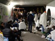 Asyl: 11.000 allein am Montag: Zahl der Flüchtlinge in Bayern steigt wieder