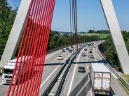 A 96: Bald nur noch Tempo 120 zwischen Memmingen und Lindau