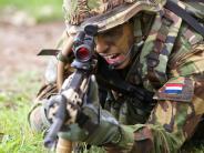 """Militär: Warum holländische """"Taliban-Kämpfer"""" durch Bayern und Hessen rannten"""