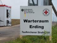 """""""Camp Shelterschleife"""": Hunderte Flüchtlinge verschwinden aus Kurzzeitlager in Erding"""