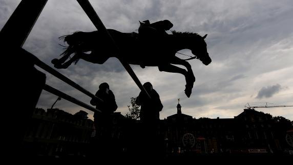 Pferd stürzt auf 16-Jährige: Schwere Verletzungen