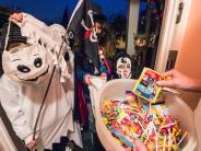Halloween 2015: Achtmal wird es heute an Ihrer Haustür klingeln