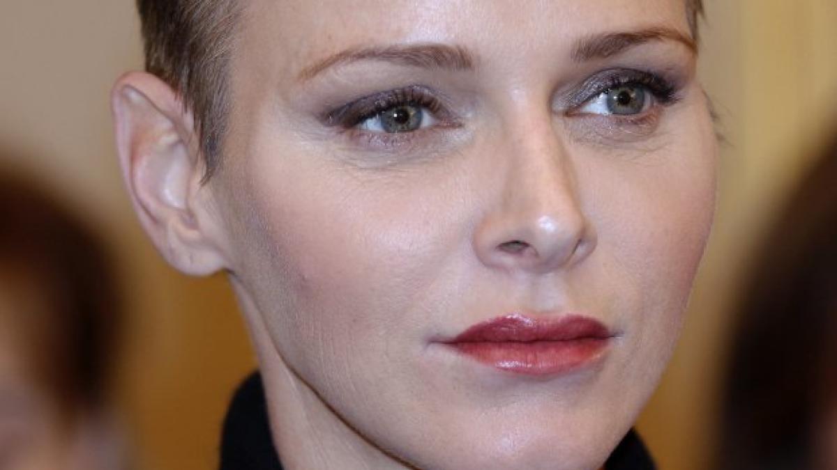 Charlène von Monaco: Undercut! Der Fürstin neue Frise - Promis