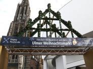 Ulm: Ulm: Weihnachtsmarkt am Münster 2017