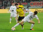 FC Augsburg: 2007 bis heute: Der FC Augsburg im DFB-Pokal
