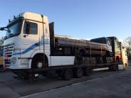 A99 bei München: Abenteuerlich beladener Lkw sorgt für Sperrung des Aubinger Tunnels
