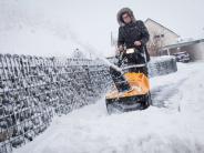 Räumpflicht: Streupflicht und Schneeräumen: Das sollten Anwohner wissen