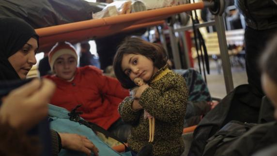 flüchtlingskrise männer
