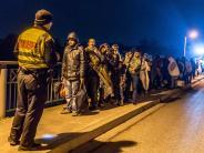 Flüchtlinge: Wie Bayern seine Grenze sichern will