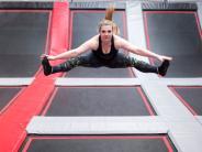 Fitness-Trend: Training auf dem Trampolin stärkt die Muskeln