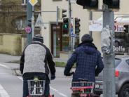 Augsburg: Diese neue Ampel soll Unfälle mit Radlern verhindern
