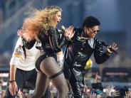 Bildergalerie: Lady Gaga, Coldplay, Beyonce: Mega-Show zum Super Bowl 2016