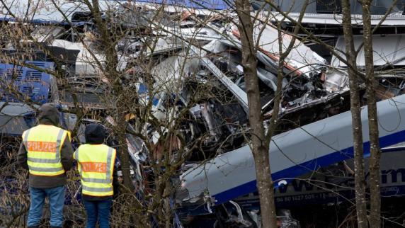 Zugunglück: So läuft die Bergung der Züge bei Bad Aibling ab