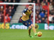 Premier League: Großer Gewinner: Mesut Özils Marktwert steigt am stärksten
