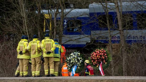 Bad Aibling: Polizei klärt Identität der meisten Zugunglück-Opfer