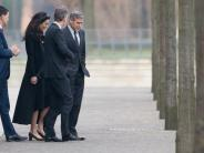 Bildergalerie: Merkel empfängt die Clooneys im Kanzleramt