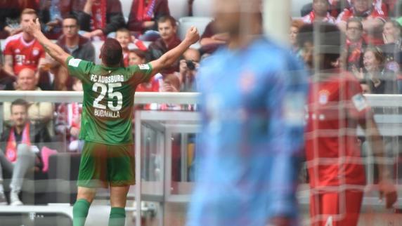 FC Bayern: Guardiola vor Derby: Niederlagen gegen FCA sind Vergangenheit