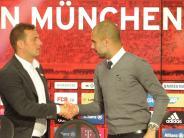 FC Augsburg: Weinzierl und Guardiola treffen zum letzten Mal aufeinander