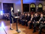 Augsburg: AfD-Chefin Frauke Petry wirft Gribl mangelnde Fairness vor