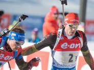 Biathlon: Arnd Peiffer verlässt nach dramatischem Sturz Klinik