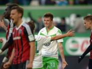 Bundesliga: Ingolstadt verliert 2:0 gegen Wolfsburg