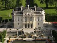 Festlichkeit: Schloss Linderhof feiert Geburtstag von König Ludwig