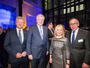 Hauptstadt-Empfang: Politik-Prominenz beim Flurfest der Augsburger Allgemeinen in Berlin