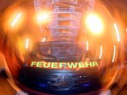 Oberbayern: Nach Brand einer Maschinenhalle: Halbe Millionen Euro Schaden