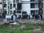 Türkei: Sieben Polizisten bei Anschlag in Kurdenmetropole Diyarbakir getötet