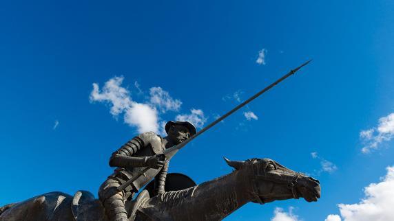 Urlaub in Europa: Auf der Spur von Don Quijote