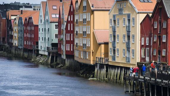 Städtereisen & Kurztrips: Trondheim: Eine Stadt voller Kontraste