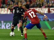 Auslosung: Champions League: Bayern und BVB treffen beide auf Madrid-Clubs