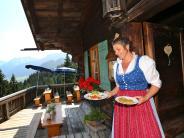 Bayern: Trotz Schnee: In den Alpen eröffnen morgen die ersten Hütten