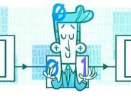 Claude Shannon: Google Doodle: Das war Mathematiker Claude Elwood Shannon