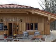 Augsburg: Einbruch in Kulperhütte: Einbrecher richten 400 Euro Sachschaden an