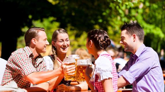 Biergarten und Gastronomie: Die leckersten Plätze der Region