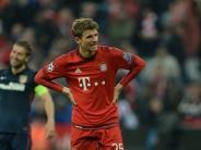 FC Bayern: Zwei Fehler sind einer zu viel