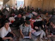 Damaskus: Weltweites Entsetzen über Luftangriff auf syrisches Flüchtlingslager