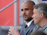 Fußball: Balsam für die Bayern-Wunde: Pep teilt Titelserie mit Jupp