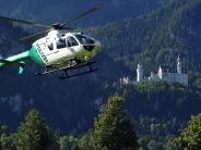 Schwangau: Retter bergen zwei Tote am Tegelberg