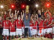DFB-Pokalfinale: FC Bayern gewinnt Elfmeter-Krimi gegen Dortmund