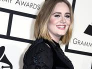 Grammys: Zweite Chance für Adele nach Pannen-Aufritt