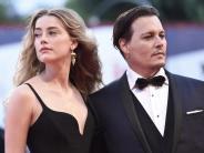 Gerüchte aus Hollywood: Amber Heard will sich von Johnny Depp scheiden lassen