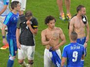 Länderspiel in Augsburg: Einzelkritik: Götze und Co. tauchen im Regen ab