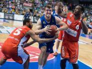 Basketball: Hohe Niederlage in Frankfurt: Ulmer lehnen sich früh zurück