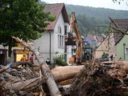 Gewitter: Drei Menschen sterben bei schweren Unwettern in Süddeutschland