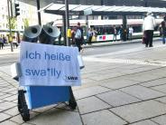 Leichte Sprache: Augsburg hat einen eigenen Roboter - Aber er ist krank